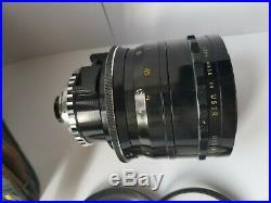 Rare Rubin-1 37-80mm f/2.8 Voigtlander Zoomar Copy DKL C-Mount Kmz Soviet USSR