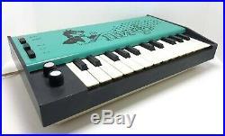 Rare VINTAGE Soviet ANALOG SYNTHESIZER Piano PIF USSR Synth Moog Polivoks Toy