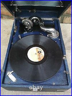 Record-player Of Vinyl Turntable USSR Soviet Retro Vintage
