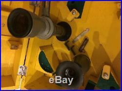 Russian Soviet Cccp Cho-t Twin Scope Marine Ships Boat Yacht Navigation Sextant