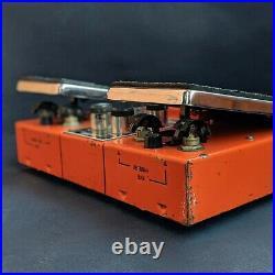 SPEKTR-3 Fuzz-Wah / Autowah Extra RARE Soviet USSR Guitar Effects Pedal