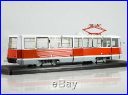 Scale model Tram 143 KTM-5M3 (71-605)