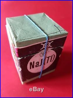 Scintillator NaI(Tl) NaJ (TI) 3040 mm NEW Scintillation Detector NOS