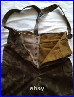 Soviet Russian Butan SUPER BIG Soldier Winter Jacket Pants VDV Uniform 56-5