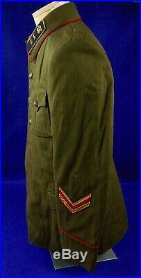Soviet Russian Russia Union USSR WW2 Major Tunic Uniform Jacket