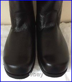 Soviet Russian Sapogi Boots Winter Wide Military Officer Army Jack ALL SIZES