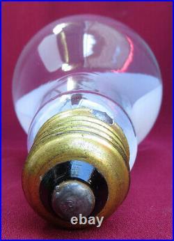 Soviet SPACE Propaganda LIGHT BULB USSR ROCKET VDNH Lamp Russian Vintage