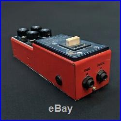 Soviet Uni-Vibe SPEKTR Phaser Crazy RARE vintage USSR guitar pedal'70s