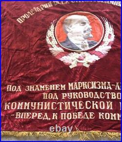 Soviet Union Banner / Flag / Pennant Double Sided