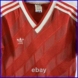 Soviet Union Home Template Football Shirt 1988/89 Adults Small Adidas B214