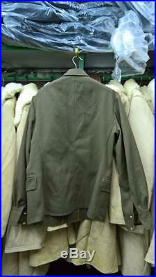 Soviet Union Jacket Russian Army Soldier Coat USSR Uniform RUSSIA MILITARY