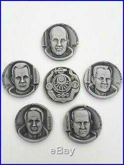 Soviet Union NASA Russian Cosmos space pin ship Soyuz Apollo USSR USA
