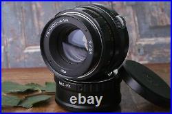 Soviet lens, Bokeh Portrait, HELIOS 44m 2/58mm Russian USSR Lens+adapter M42Fuji