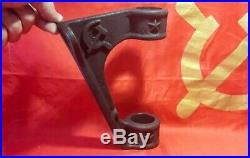 Street Flagpole Flag Holder USSR Hammer and Sickle Star CCCP WW2 Soviet Union