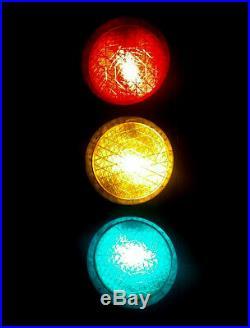 Traffic Light vintage USSR