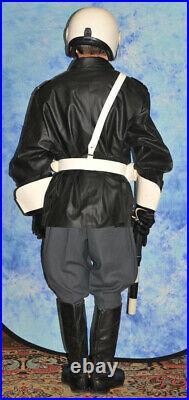 USSR Soviet Union Traffic Militia Police GAI Sergeant Officer Uniform 1985-1989