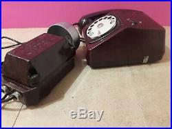 USSR Vintage PHONE TAX-B EXPLOSIVE ZONES Telephone Soviet Union Russian