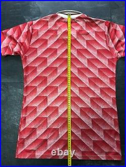 Ussr Cccp National Team 1988 Home Football Shirt Jersey Trikot Adidas Maglia
