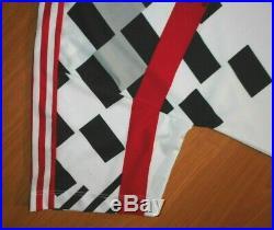 Vinatge Adidas 1991 Last Soviet Union USSR CCCP Men's Away Soccer Jersey Size L