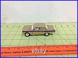 Vintage 143 Volga Russian die cast car! As-Is, FREE insured Ship! Free gift