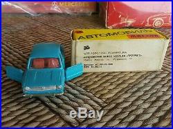 Vintage Lada Vaz 2101 Ziguli Metal Car 70' Original Box 143 Soviet Ussr Cccp