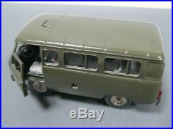 Vintage Legendary Car model UAZ 452 B diecast 143 A41 made in USSR Soviet Union
