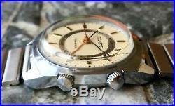 Vintage POLJOT Signal cal. 2612. I Alarm USSR 70s old wrist watch 18 Jewels
