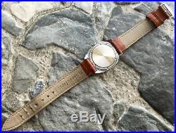 Vintage RAKETA USSR 70s old wrist watch War Veteran 1941-45