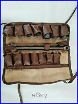 Vintage Set Socket wrench metric Soviet Union Ussr