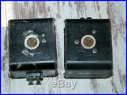 Vintage Soviet Klangfilm Pair Lomo Kinap 1a16 / 1a 16 Cinema Driver Speaker