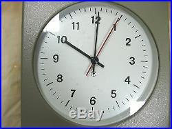 Vintage Soviet Union primary CLOCK PCHMZ-2BR-P24-012 and Strela clock USSR 1979