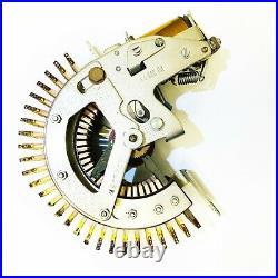 Vintage USSR Step Switch electromagnetic relay ShI-25/8 Uniselector DIY