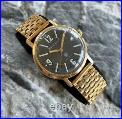 Vintage WOSTOK Komandirskie cal. 2214 USSR 60s Vostok Military wrist watch