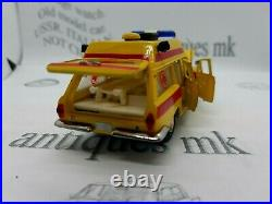 Volga. Gaz 24. Reanimobile. Ambulance. USSR 143! Diecast. Scale model