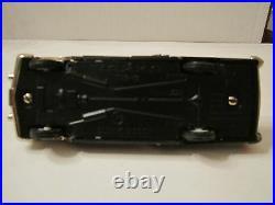 Vtg Russian Chaika (gaz 13) 143 Diecast Ussr Black Car In Box 5- Mint Tub Rs