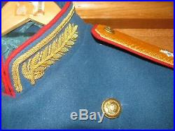 WW2 General Parade Uniform Russian Soviet Union (Victory Parade) Repo
