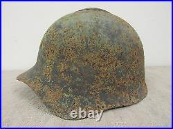 WWII Russian SCH36 Helmet. Battlefield Relic